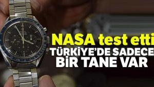NASA'nın test ettiği bin saatten biri onda
