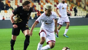 Spor Toto 1. Lig: B. Elazığspor: 1 - Osmanlıspor: 2