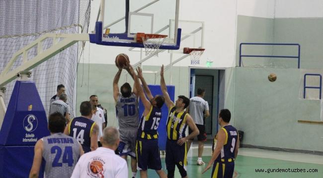 Uluslararası Marmaris Veteran Basketbol Turnuvası başladı