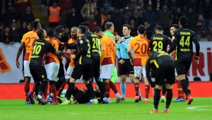 Ziraat Türkiye Kupası: Galatasaray: 0 - E.Yeni Malatyaspor: 0