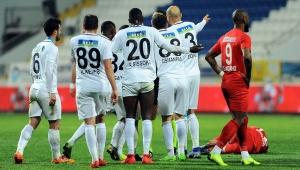 Ziraat Türkiye Kupası: Ümraniyespor: 0 - Akhisarspor: 1