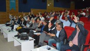 Aliağa Belediyesi Mayıs Ayı Olağan Meclis toplantısı yapıldı