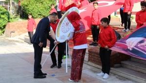 Aydın'da 19 Mayıs törenlerle kutlandı