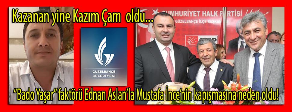 Ednan Aslan, Mustafa İnce