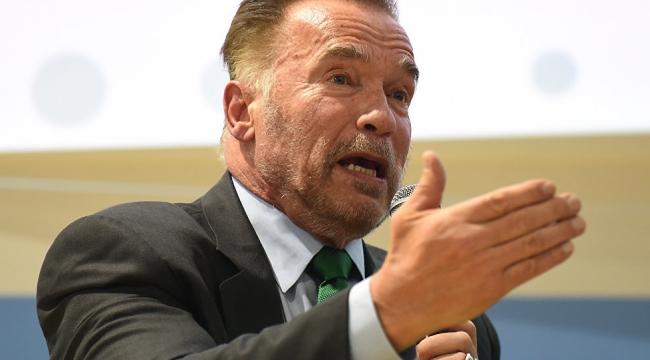 Güney Afrika'da Schwarzenegger'e tekmeli saldırı: Tekme atıldığını görüntüleri izlediğimde fark ettim