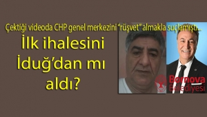 İbrahim Sefer, video çekip CHP Genel Merkezini