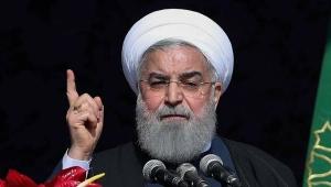 İran Cumhurbaşkanı Ruhani'den 'referandum' açıklaması