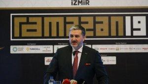 """MÜSİAD Genel Başkanı: """"Üretmeye ve beraber yürümeye devam edeceğiz"""""""