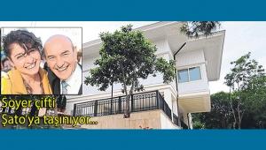 Soyer'e İzmir manzaralı şato