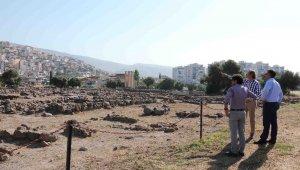 5 bin yıllık tarihi Smyrna ayağa kalkıyor