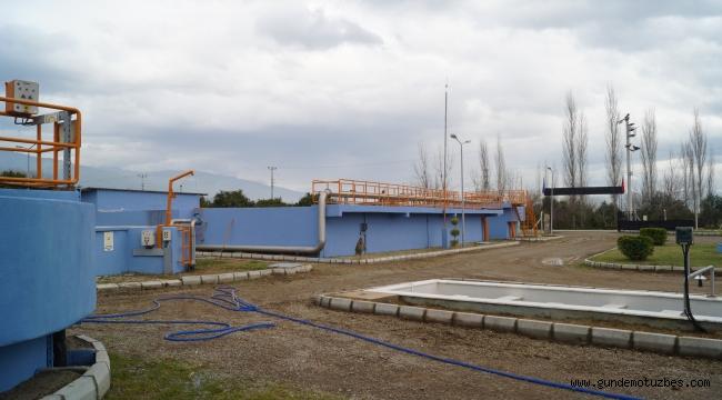 Aydın'da atık su arıtma tesisleri yenileniyor