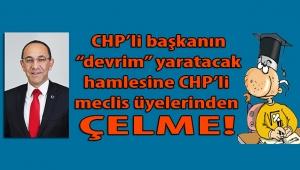 CHP'li Urla belediye başkanı Oğuz'un