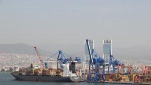 Ege Bölgesinin ihracatının ithalatını karşılama oranı yüzde 157'ye yükseldi