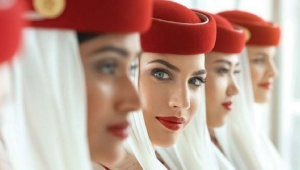 Emirates Havayolları kabin görevlisi arıyor: Dubai'de ücretsiz konaklama imkanı