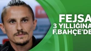Fejsa 3 yıllığına Fenerbahçe'de