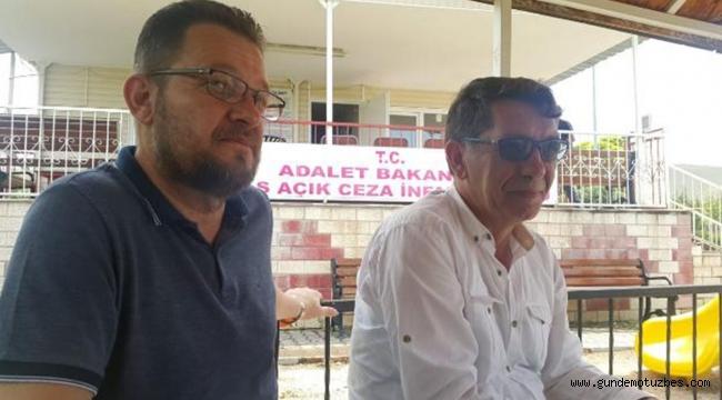 Gazeteci Yavuz Selim Demirağ, cezaevine girdi