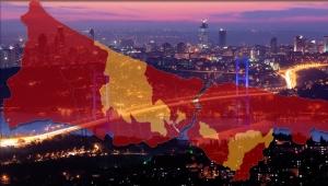 Gündem İstanbul haritasında CHP kırmızısı; YSK ilçe seçimlerini de iptal etseydi, AKP 14 başkanlığı kaybedecekti