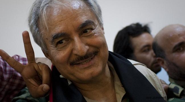 Hafter güçleri, Libya'ya gelecek Türk uçak ve gemilerini 'düşman hedefi' ilan etti