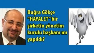 İzmir Büyükşehir Belediyesi Genel Sekreteri Buğra Gökçe,