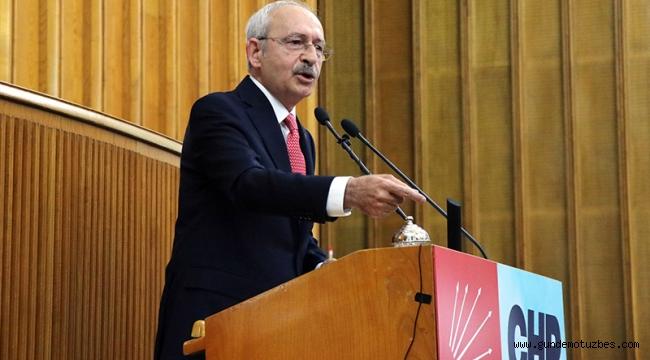 Kılıçdaroğlu: Cumhurbaşkanı'nın tarafsızlığı konusunda referanduma hazırız