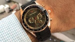 Klasikten spora kol saatinin vazgeçilmez markası: Armani