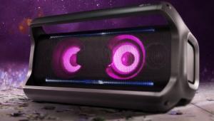 LG'den taşınabilir yeni Bluetooth hoparlör: LG XBOOM Go