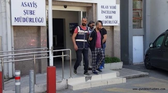 Organize suç örgütü sanığının ölümüne ilişkin 6 tutuklama