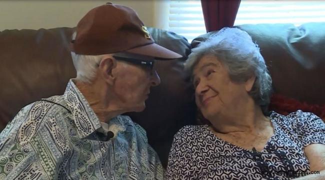 70 yıl bir yastıkta kocadılar, aynı gün öldüler