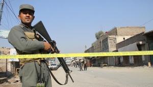 Afganistan'da meydana gelen patlamada 7 çocuk öldü