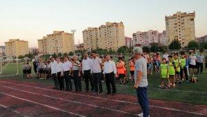 Aliağa'da 15 Temmuz Futbol Turnuvaları