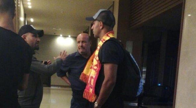Aymen Abdennour, Kayseri'ye geldi!