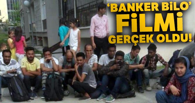 'Banker Bilo' filmi Van'da gerçek oldu
