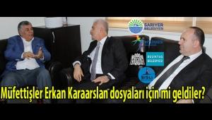 CHP'li Belediye Başkanlarından hangisine Erkan Karaarslan piyangosu vuracak? Görevden el çektirilecek olanlar var mı?