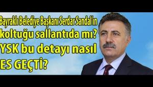 CHP'li İzmir Bayraklı Belediye Başkanı Serdar Sandal'ın kaçak inşaattan mahkemeden aldığı 1 yıl 6 aylık ceza kararı internete düştü!