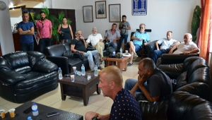Didim'de amatör spor kulüpleri tek çatı altında toplanamadı