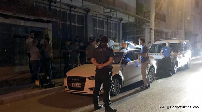 İzmir'de otomobilin çarptığı kadın hayatını kaybetti