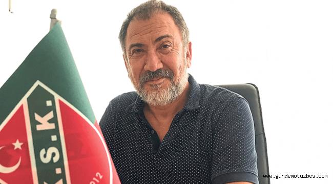 Karşıyaka'ya başkan sözü