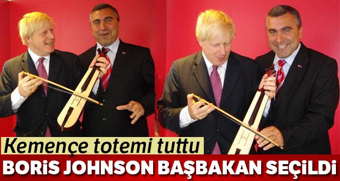 Kemençe totemi tuttu: Boris Johnson Başbakan seçildi