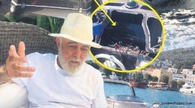 Muğla'da kaçırılan teknenin sırrı ortaya çıktı