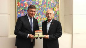 Tugay'dan Kılıçdaroğlu ziyareti