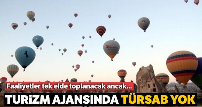 Turizm Ajansında TÜRSAB yok