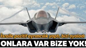 Türkiye'yi oyaladı İsrail'e yığınak yaptı