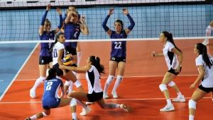 2019 Kadınlar Voleybol Avrupa Şampiyonası A Grubu: Fransa: 0 - Yunanistan: 3