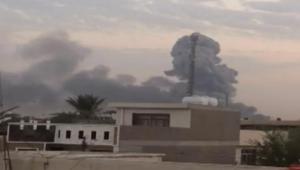 Bağdat'ta mühimmat deposunda patlama: 1 ölü, 29 yaralı