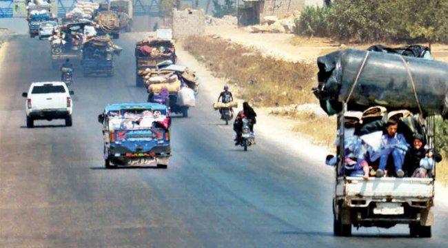 Beşar Esad'dan kaçış