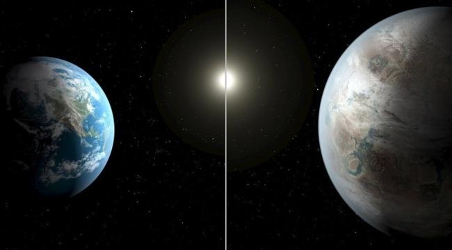 Bilim insanları modelleme yaptı: Uzaylılar gezegenimizi nasıl görüyor?