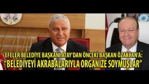 CHP'li Başkan Mehmet Fatih Atay partisini ifşa etti