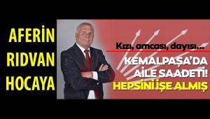 CHP'li başkan Rıdvan Karakayalı hepsini belediyeye aldı: Kızı, amcası, dayısı...