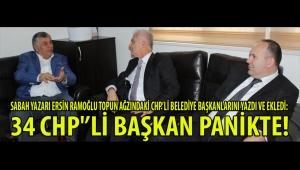 CHP'NİN HORTUMCU BAŞKANLARI