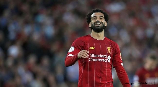 Dev final öncesi Salah'tan Türkiye paylaşımı